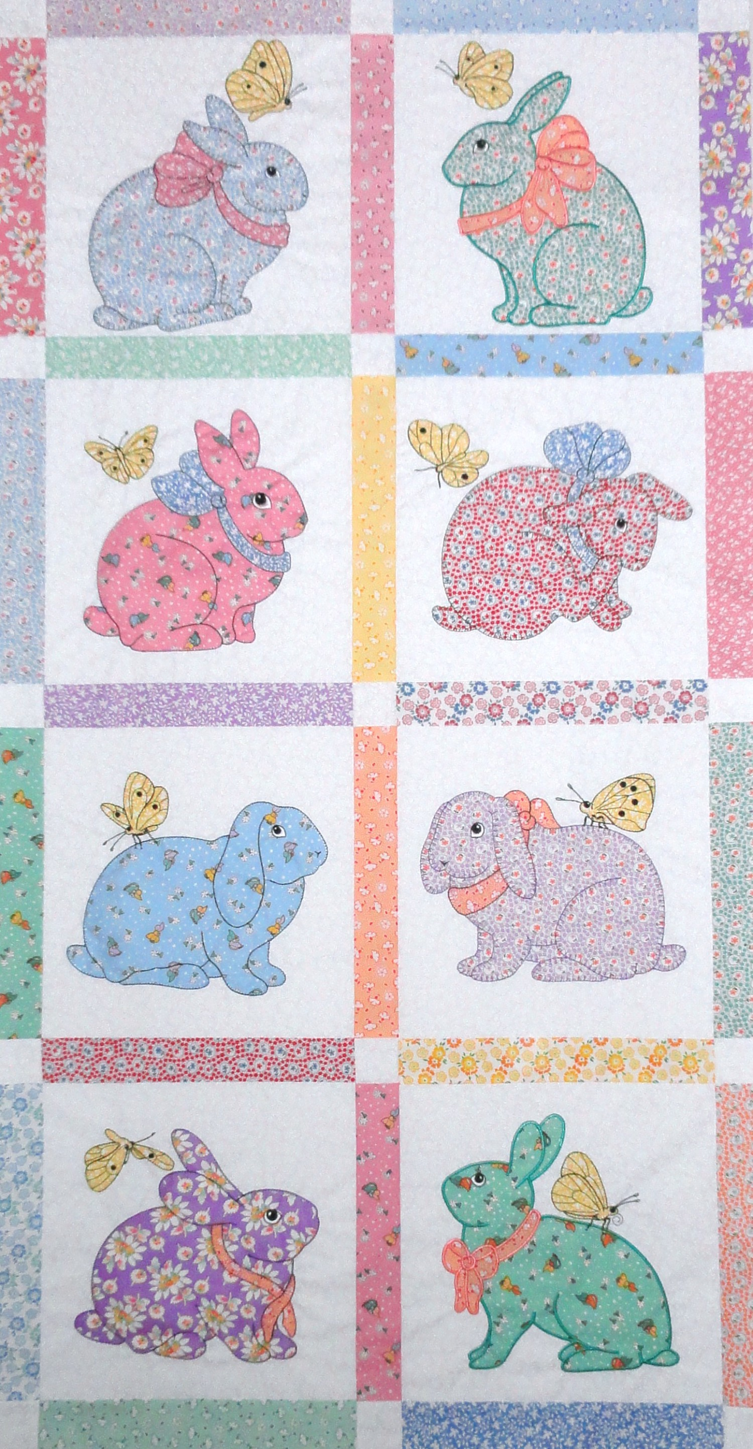 Bunnies and More Annas Awesome Applique Designs