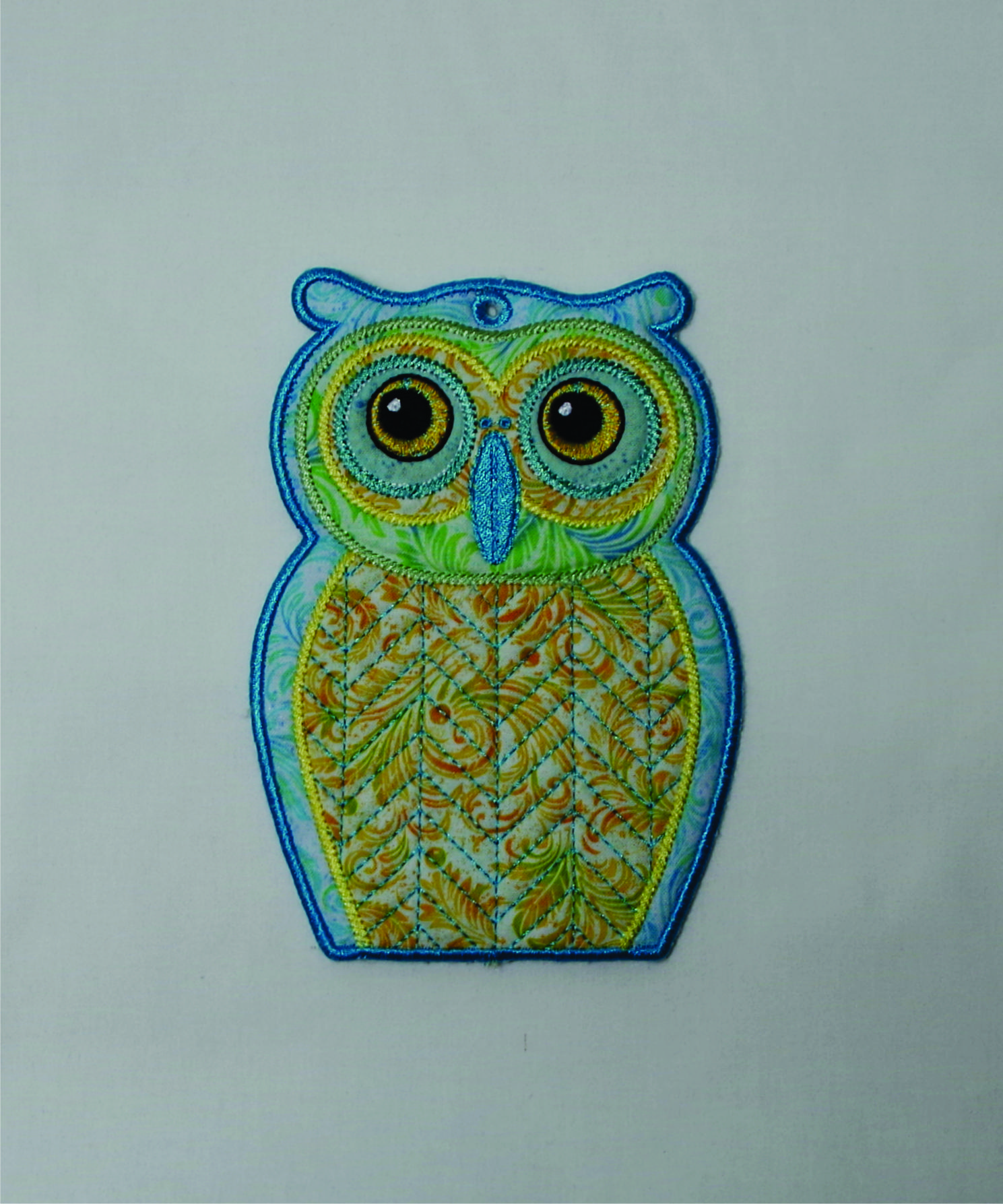 owl needle keeper annas awesome applique designs