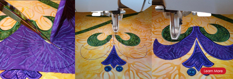 Applique in the Hoop