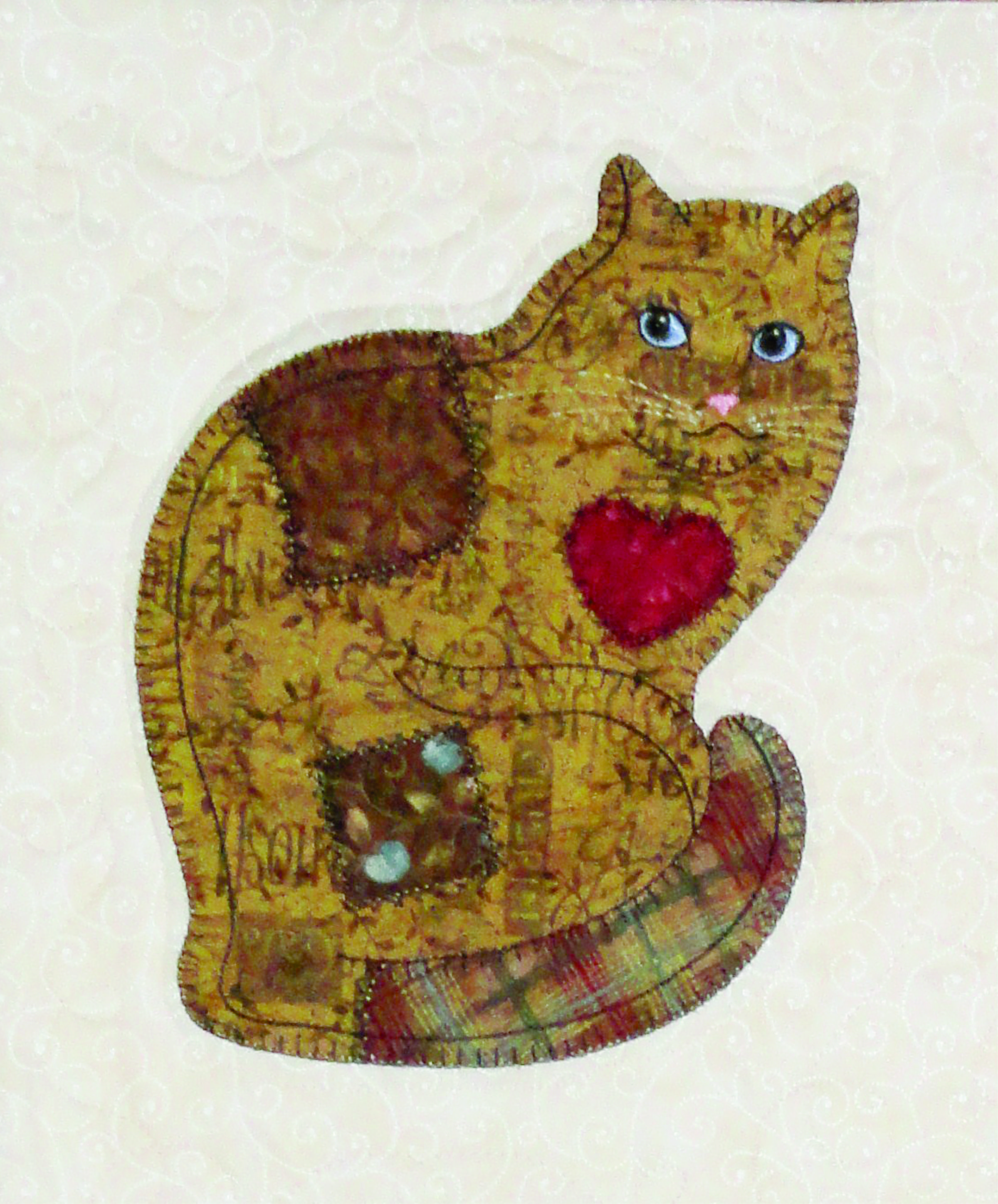 Claire S Cats Annas Awesome Applique Designs